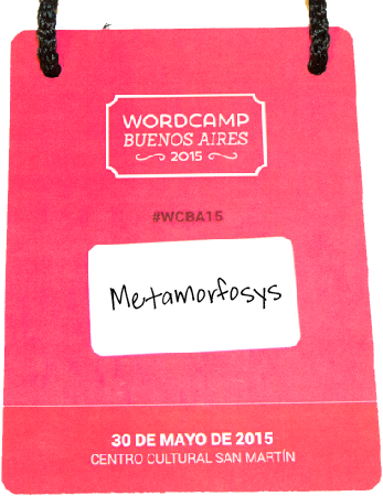 WordCamp Buenos Aires 2015